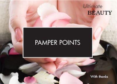 Pamper Points